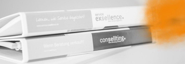 Arbeitsunterlagen, Skripte, Traininsmaterial, Ausbildung service exsellence, consellting, SYLOB