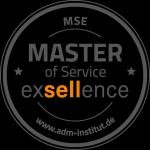 Master of Service Exsellence service excellence www.adm-institut.de